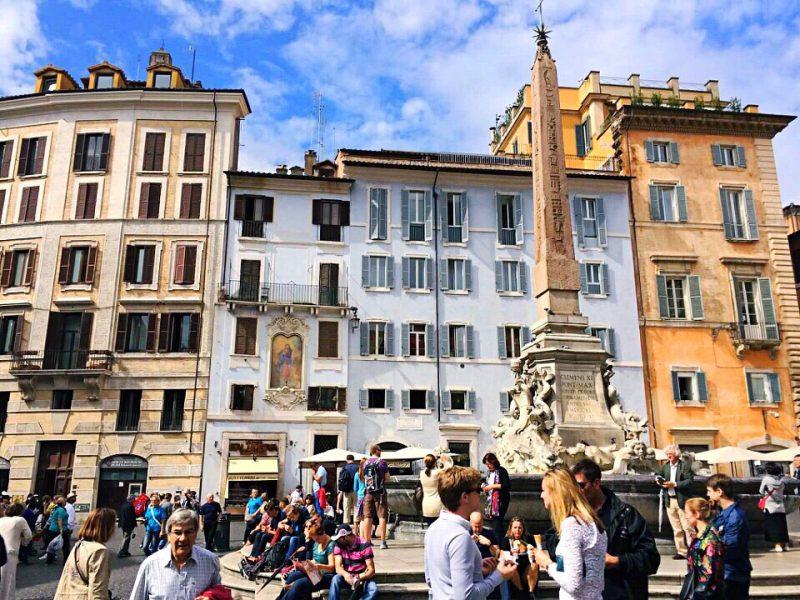 Obelisk Piazza Navona