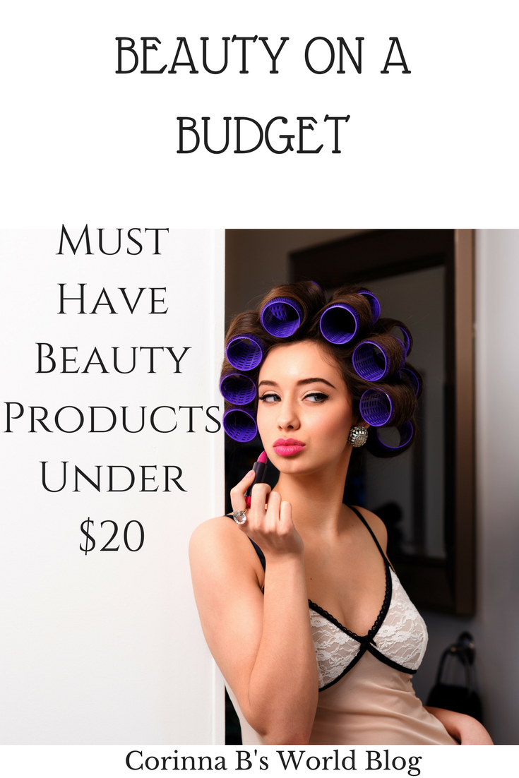 beauty products under $20