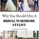 Bridal Wardrobe Styling