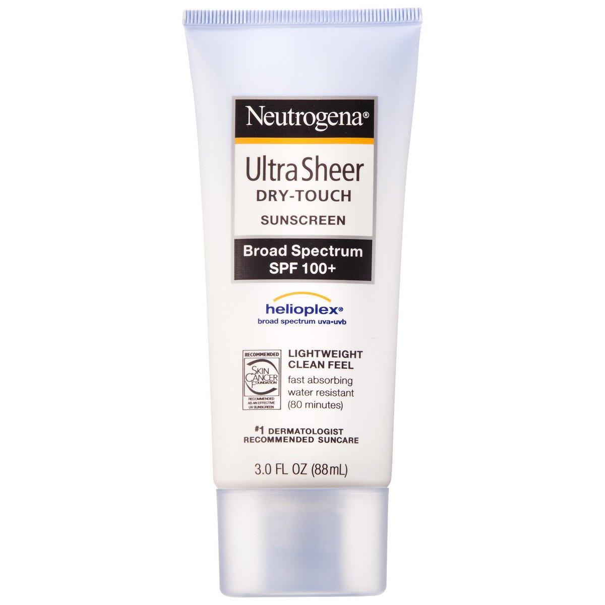 Neutrogena Dry Touch SPF 100