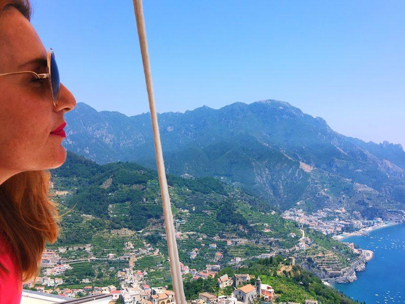 View from Da Salvatore, Ravello