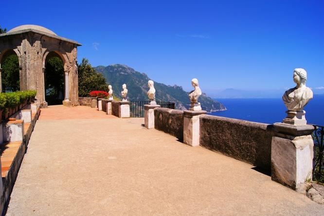 Villa Cimbrone Infiniti Terrace