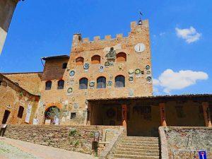 Certaldo Alto Palazzo Praetorio