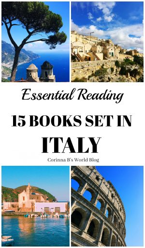 Books Set In Italy