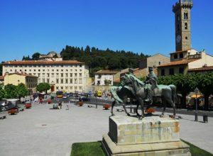 Fiesole Piazza Mino