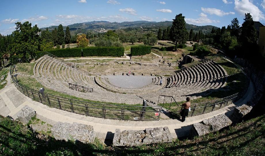 Fiesole Amphitheater
