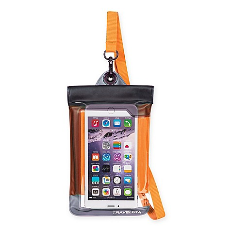 waterproof beach pouch