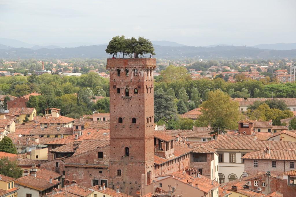 Guiniigi Tower Lucca