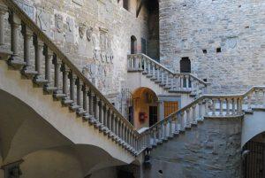 staircase poppi castle