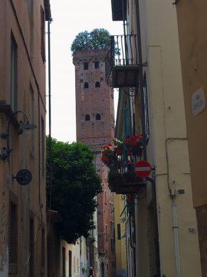 Guigini Tower Lucca