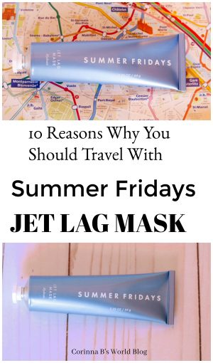 Summer Fridays Jet Lag Mask