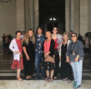 Glam Italia Tour Vatican