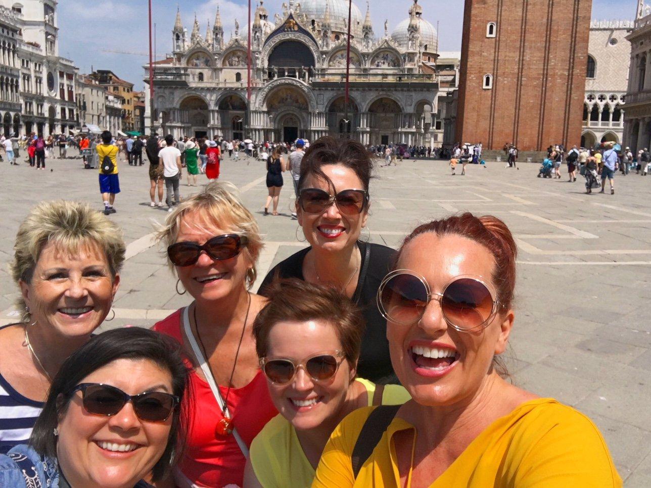 Glam Italia Tour Venice