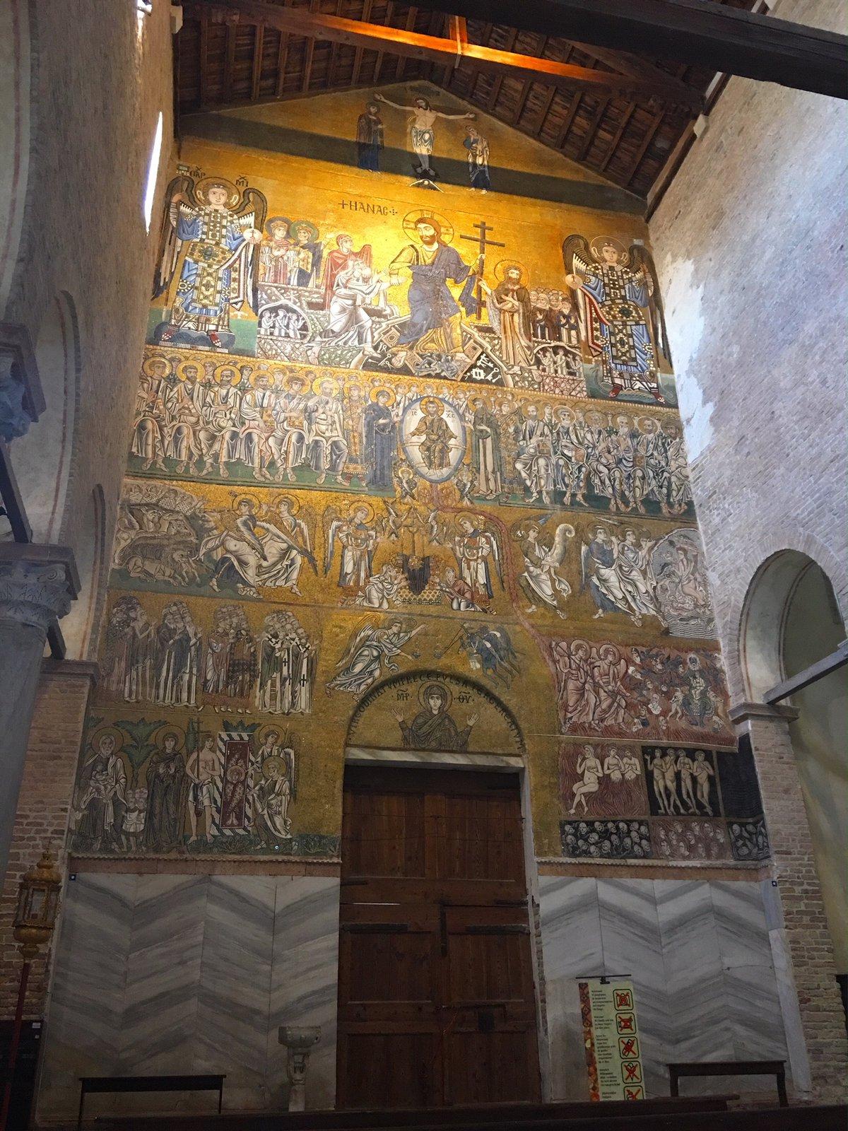 Santa Maria Assunta mosaics