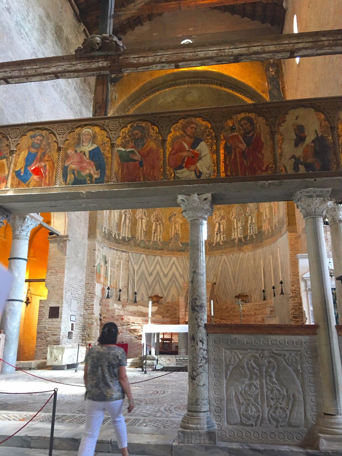 Torcello mosaics