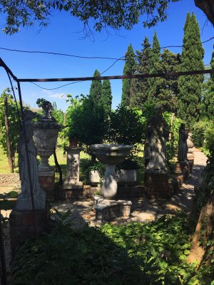 Torcello statues