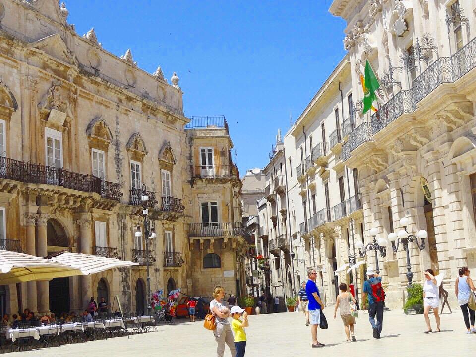 Glam Italia Tour Ortigia