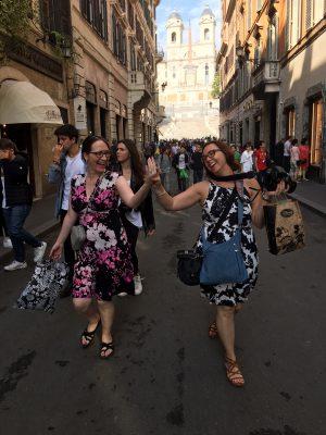 Glam Italia Tour Rome