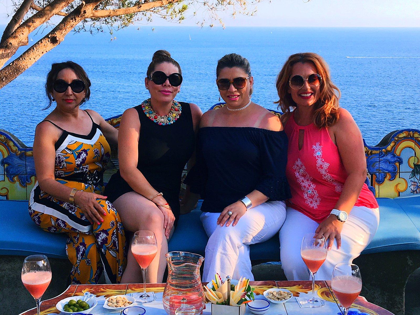 Glam Italia Tour Positano
