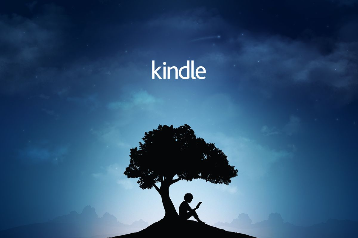 kindle app logo