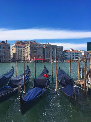 Venice Gondolas