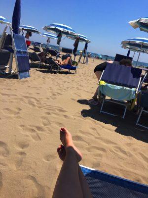 Beach Lido venice