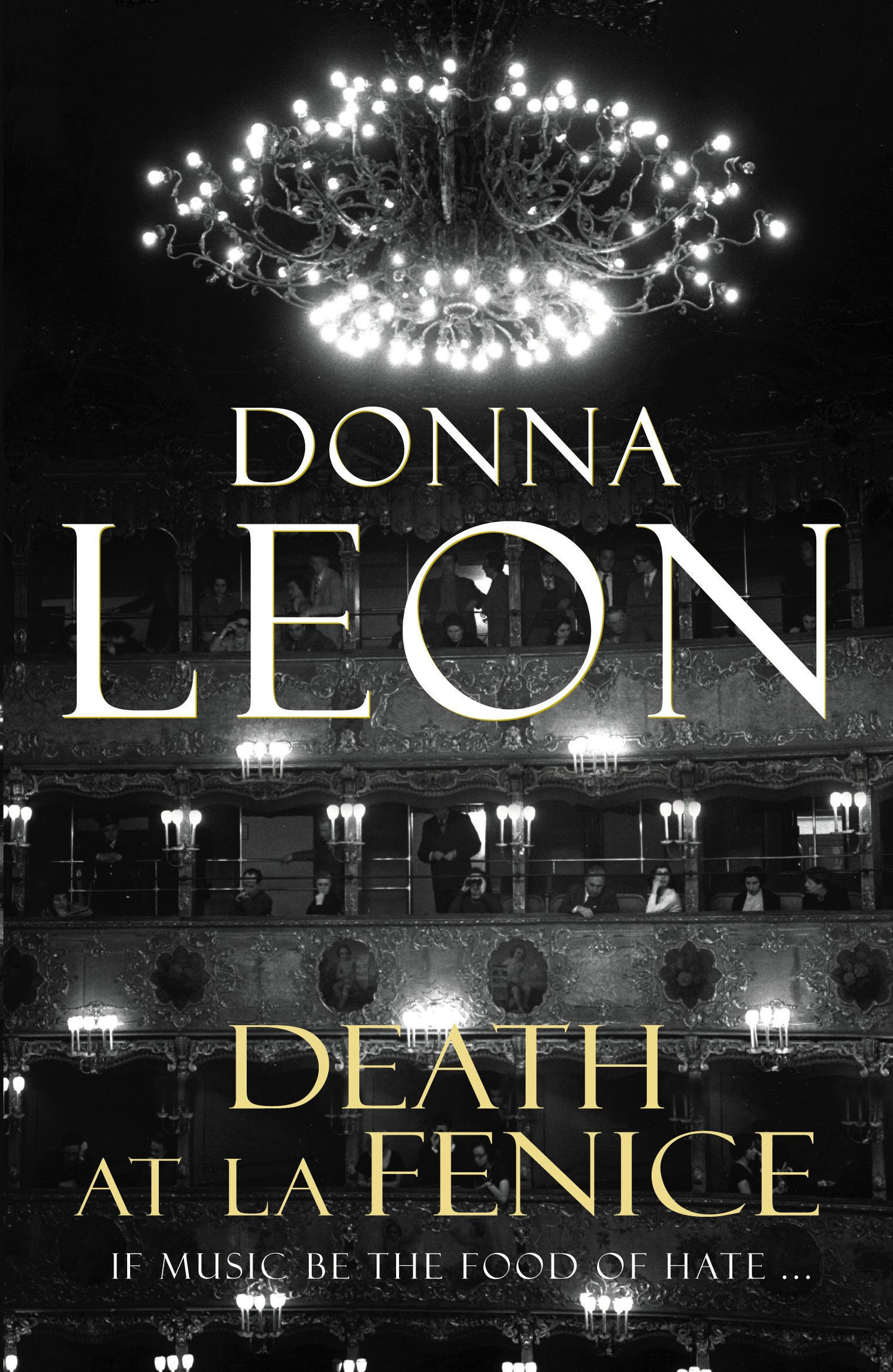 Donna Leon Death At La Fenice