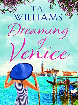 Dreaming of Venice Book Cover