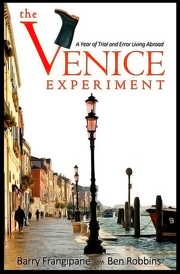 Barry Frangipani The Venice Experiment