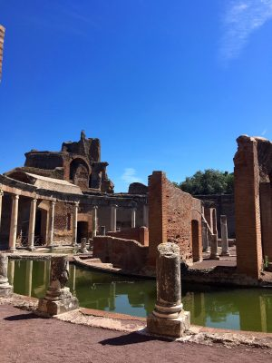 The Best Day Trips From Rome. Hadrians Villa in Tivoli