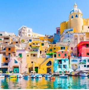 Day trips from Rome, Procida Island. Why you should visit Procida, one of the 10 most colorful places on earth