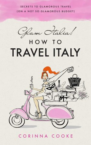 Glam Italia! How To Travel Italy (Secrets to glamorous travel on a not so glamorous budget) Learn how to plan the trip of a lifetime, get the best deals, and learn tips and tricks from a travel pro!