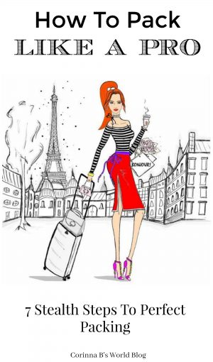Tips for packing a suitcase. How to roll clothes, how to use packing cubes, how to choose a suitcase, how to travel with books. Everything you need to know to plan and pack for any trip
