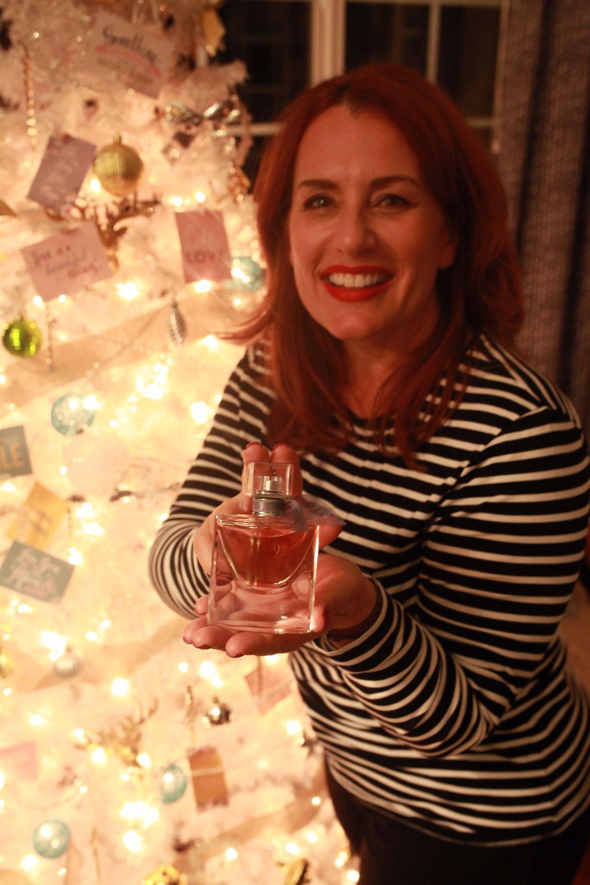 Lancome's iconic fragrances, La Vie Est Belle
