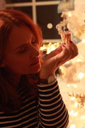 Lancome perfume La Vie Est Belle. Life is beautiful with lancome