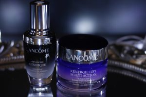 How to save your skin this winter: use Lancome Advanced Genifique and Renergie Lift Multi Action Day Cream
