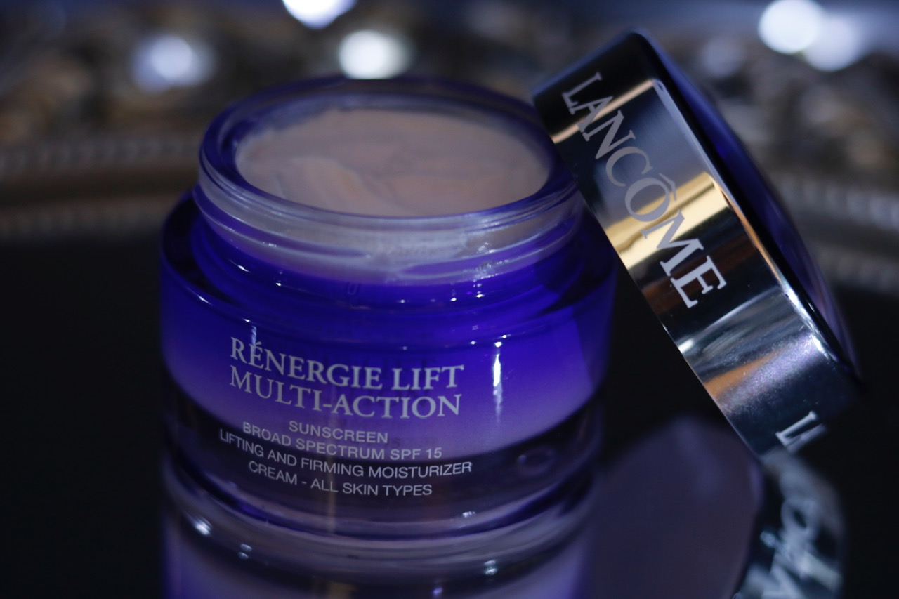 Best selling skin care product, Lancome Renergie Lift Multi Action Day Cream