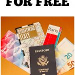 How To Fly Around The World For Free! This one simple step allows you to get free flights to anywhere in the world, anytime. If you could fly anywhere for free where would you go?