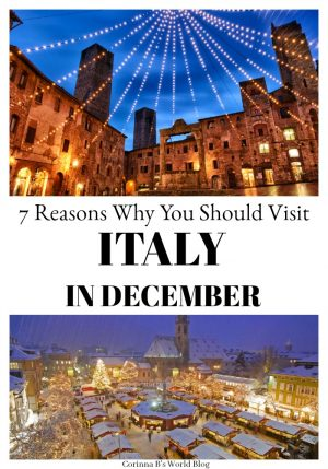 Why you should visit Italy in Decemeber, at least once in your life