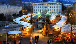 Christmas Markets in Italy, the market in Trento