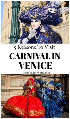 Venice Carnival, Carnevale in Venice
