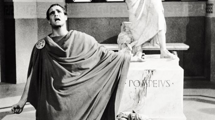 marlon brando as marc antony