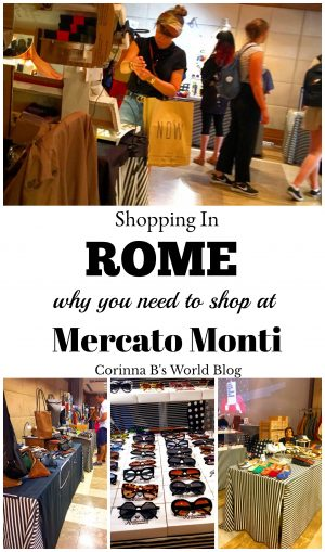 why you need to shop at the fabulous Mercato Monti in Rome. Find out where fashion stylists and movie costume and wardrobe designers flock to this super cool market every weekend
