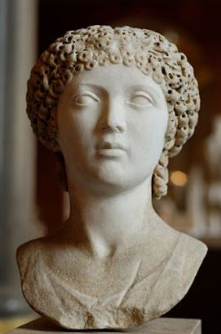 poppaea sabina was nero's 2nd wife