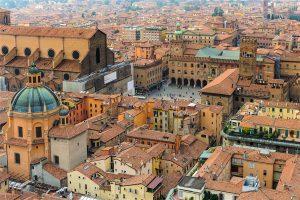 central historical bologna