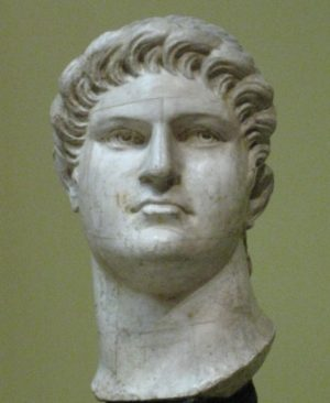 Sporus was a boy nero had castrated and then married