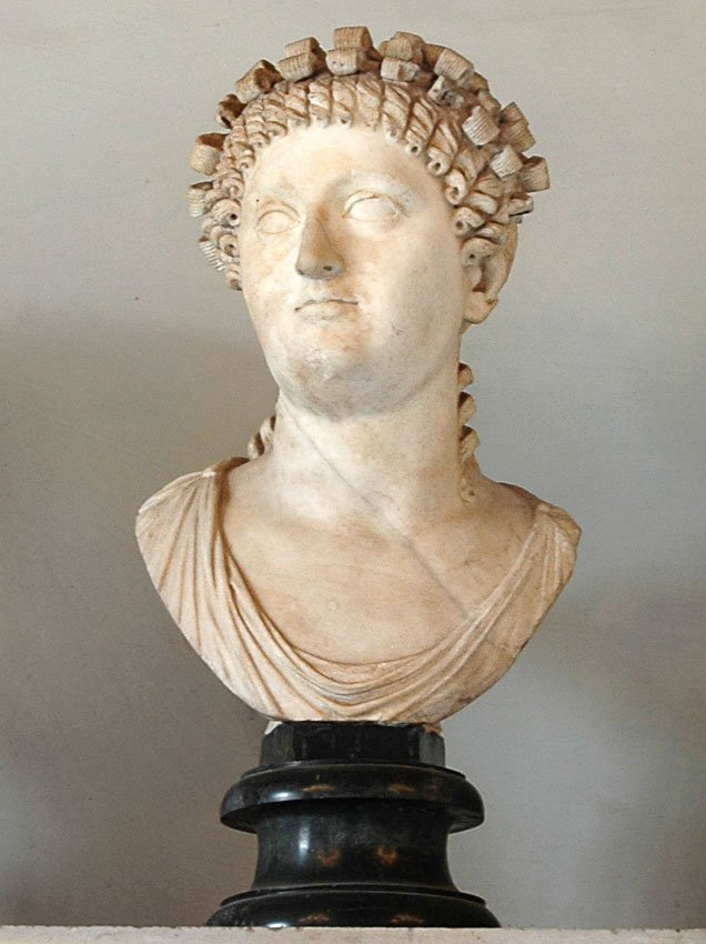 Statilia Messaline was Nero's 3rd wife