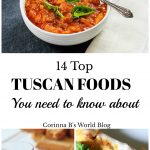 tuscan foods to try in Italy