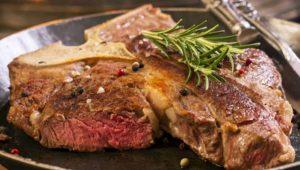 bistecca fiorentina, tuscany's steak from Chiana Valley