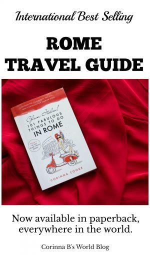101 Fabulous Things To Do In Rome, the best Rome travel guidebook
